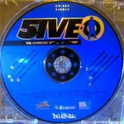 5ive-O - 1994 - P-Yi-Yow -bw- Watch Your Backс (CD Single)