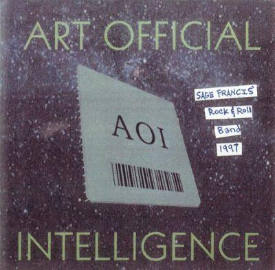 Art Official Intelligence - 1997 - Voice-Mail-Bomb-Threat