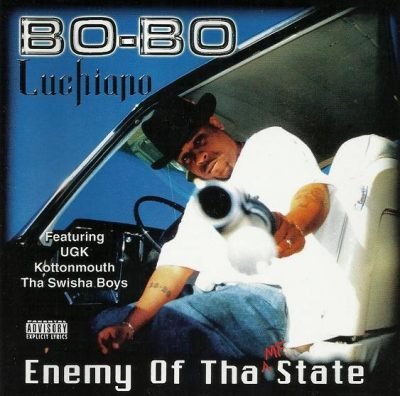 Bo-Bo Luchiano - 2001 - Enemy Of The State