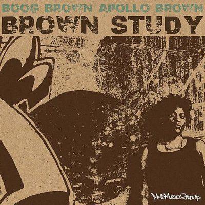 Apollo Brown & Boog Brown - 2010 - Brown Study