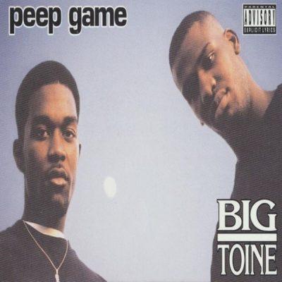 Big Toine - 1995 - Peep Game