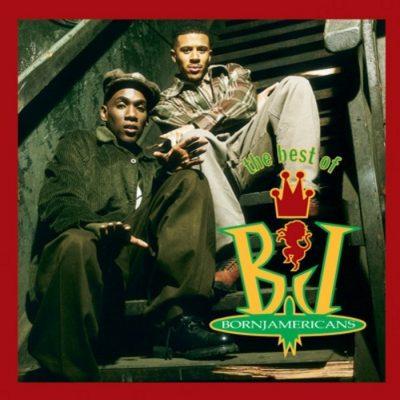 Born Jamericans - 2002 - Best Of Born Jamericans