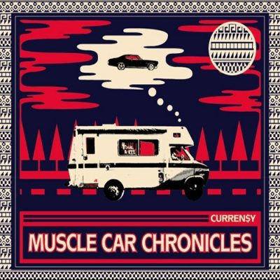 Curren$y - 2012 - Muscle Car Chronicles