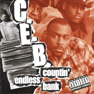 C.E.B. - 1993 - Countin' Endless Bank