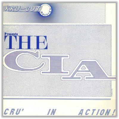 C.I.A. - 1987 - My Posse EP (16-bit / 44kHz Vinyl)