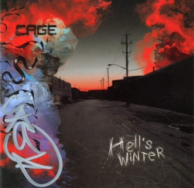 Cage - 2005 - Hell's Winter (Limited Edition)