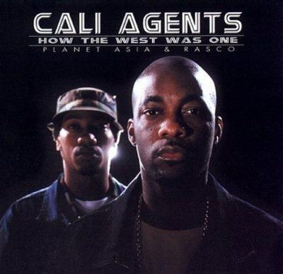 Cali Agents - 2000 - How The West Was One
