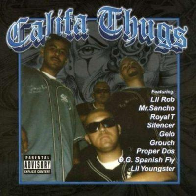 Califa Thugs - 2001 - Califa Thugs