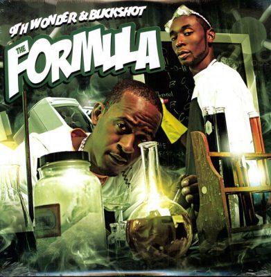 9th Wonder & Buckshot - 2008 - The Formula