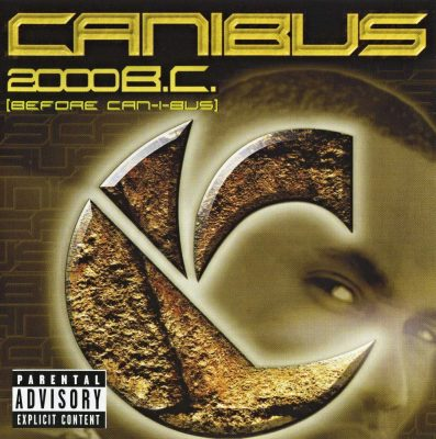 Canibus - 2000 - 2000 B.C. (Before Can-I-Bus)