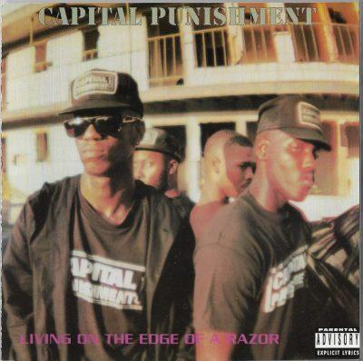 Capital Punishment - 1991 - Livin' On The Edge Of Razor