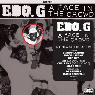 Ed O.G. - 2011 - A Face In The Crowd
