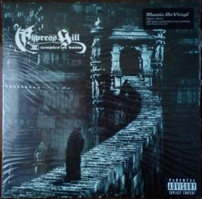 Cypress Hill - 1995 - III (Temples Of Boom) (2012-Reissue) (180 Gram Audiophile Vinyl 24-bit / 96kHz)