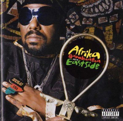 Afrika Bambaataa - 2003 - Eastside