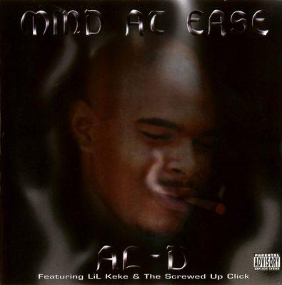 AL-D - 1996 - Mind At Ease