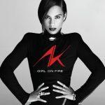 Alicia Keys – 2012 – Girl On Fire