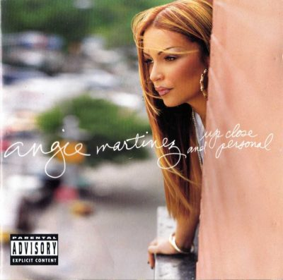 Angie Martinez - 2001 - Up Close And Personal