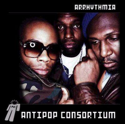 Antipop Consortium - 2002 - Arrhythmia