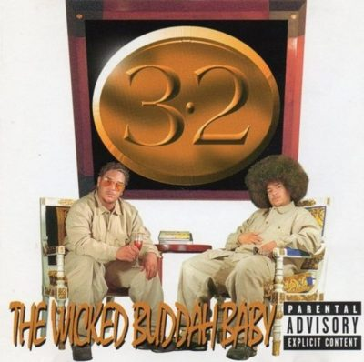 3-2 - 1996 - The Wicked Buddah Baby