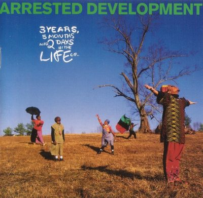 Arrested Development - 1992 - 3 Years, 5 Months & 2 Days In The Life Of