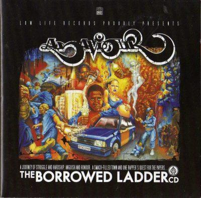 Asaviour - 2006 - The Borrowed Ladder
