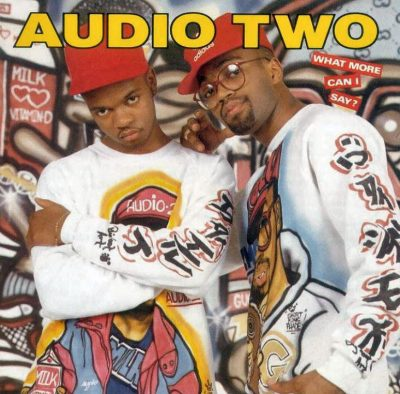 Audio Two - 1988 - What More Can I Say