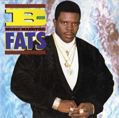 B-Fats - 1989 - Music Maestro