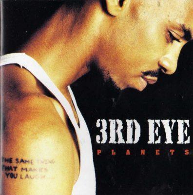 3rd Eye - 1997 - Planets (Japan Edition)