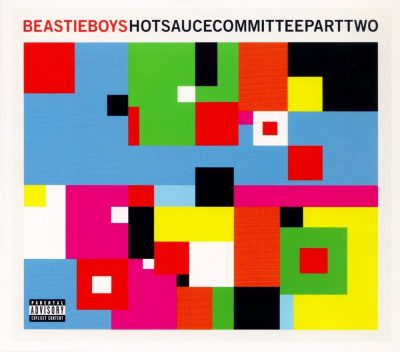 Beastie Boys - 2011 - Hot Sauce Committee Part Two (Japanese Retail)