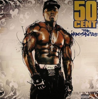 50 Cent - 2005 - The Massacre (Vinyl 24-bit / 96 kHz)