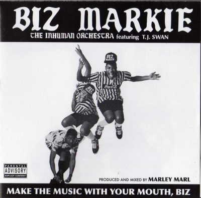 Biz Markie - 1986 - Make The Music With Your Mouth, Biz EP (2006-Reissue)