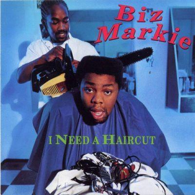 Biz Markie - 1991 - I Need a Haircut