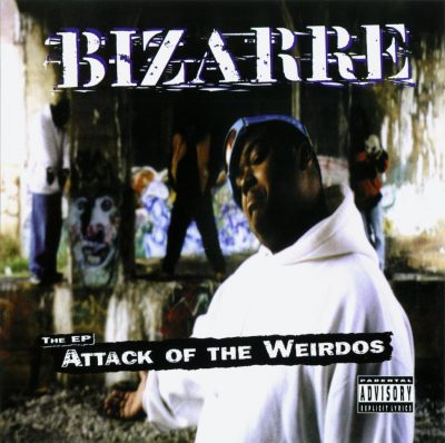 Bizarre - 1998 - Attack Of The Weirdos EP