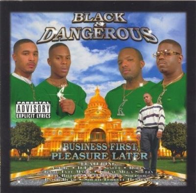 Black & Dangerous - 1999 - Business First, Pleasure Later