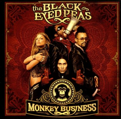 Black Eyed Peas - 2006 - Monkey Business (Asia Special Edition)