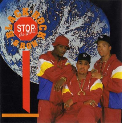 Black, Rock & Ron - 1989 - Stop The World (2000-Reissue)