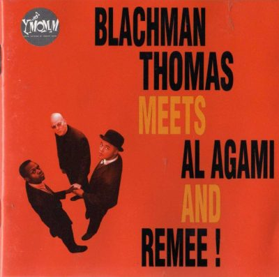 Blackhman Thomas Meets Al Agami & Remee! - 1994 - The Style And Invention Album