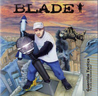 Blade - 2006 - Guerilla Tactics