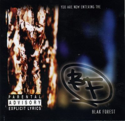 Blak Forest - 1997 - You Are Now Entering... The Blak Forest