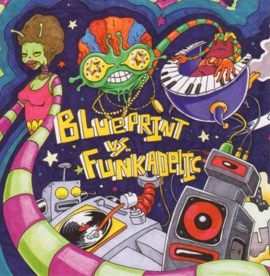 Blueprint - 2008 - Blueprint vs. Funkadelic EP