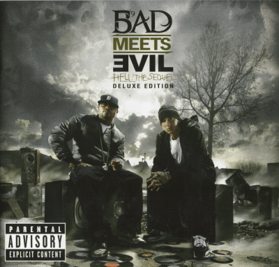 Bad Meets Evil - 2011 - Hell: The Sequel (Deluxe Edition)