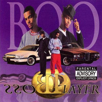 Boo The Boss Player - 1996 - Boo The Boss Player