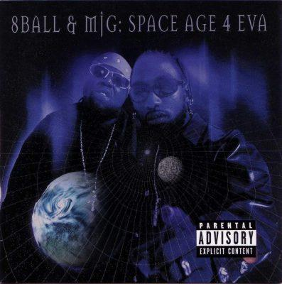 8Ball & MJG - 2000 - Space Age 4 Eva