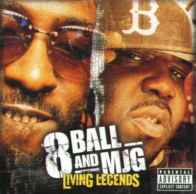 8Ball & MJG - 2004 - Living Legends