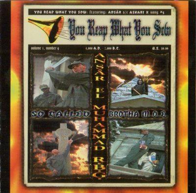 Brotha M.O.E. - 1996 - You Reap What You Sow