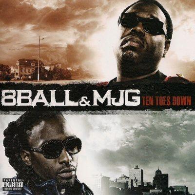 8Ball & MJG - 2010 - Ten Toes Down