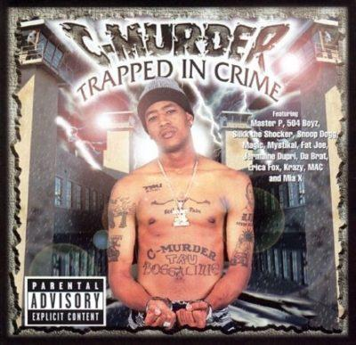 C-Murder - 2000 - Trapped In Crime