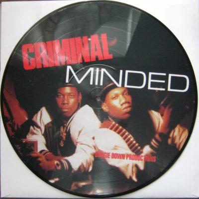 Boogie Down Productions - 1987 - Criminal Minded (2010-Limited Edition) (Picture Vinyl 24-bit / 96kHz)