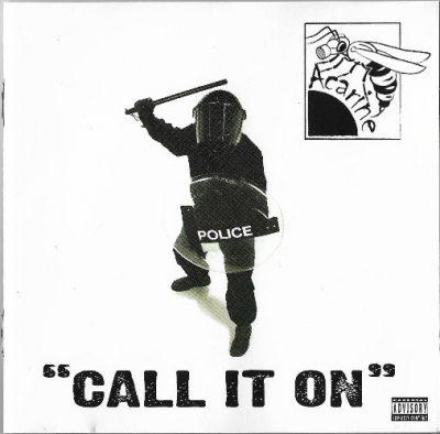 Acarine - 2004 - Call It On