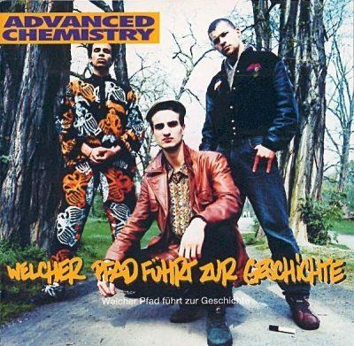 Advanced Chemistry - 1993 - Welcher Pfad Fuhrt Zur Geschichte EP